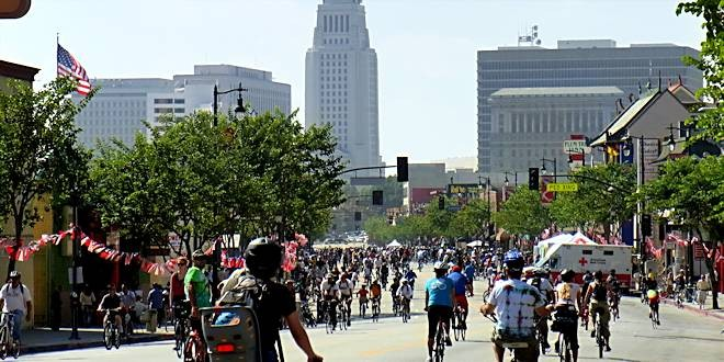 CicLAvia Heart of LA