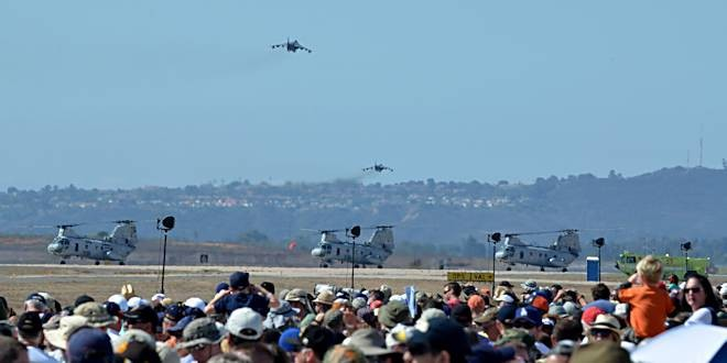 MCAS Miramar Air Show - Oct. 3-5, 2014